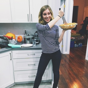 If Taylor Swift made pie #blankspace | PieoftheMonth.wordpress.com
