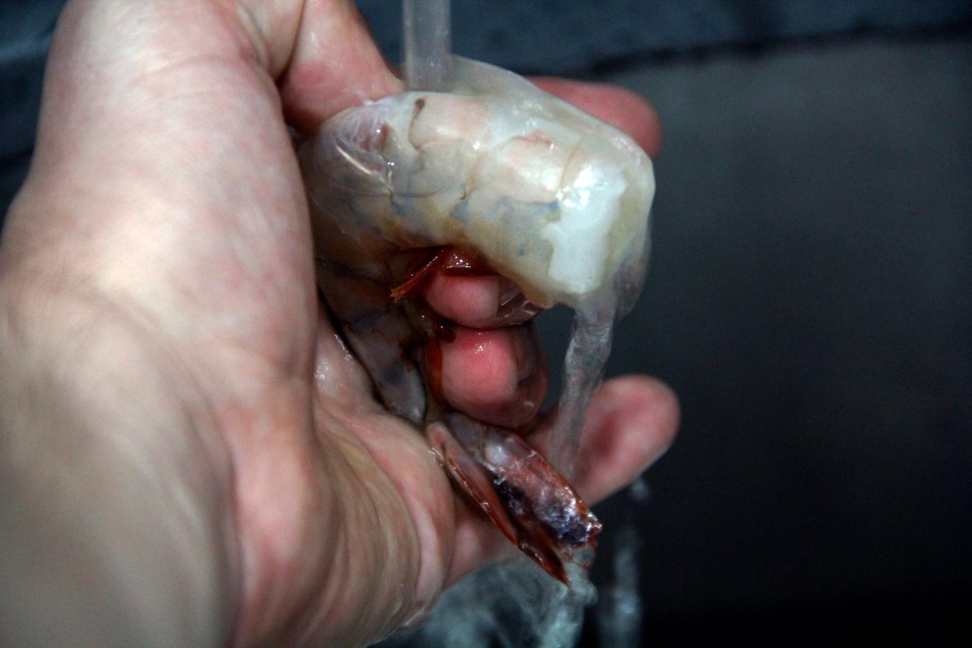 Shrimp Cleaning