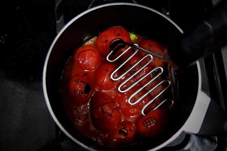 tomato scream