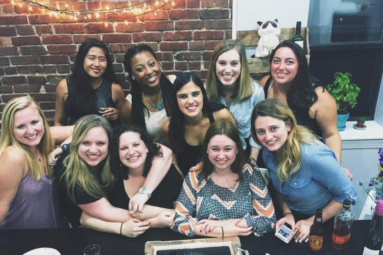 Friends with Pie | pieofthemonth.wordpress.com