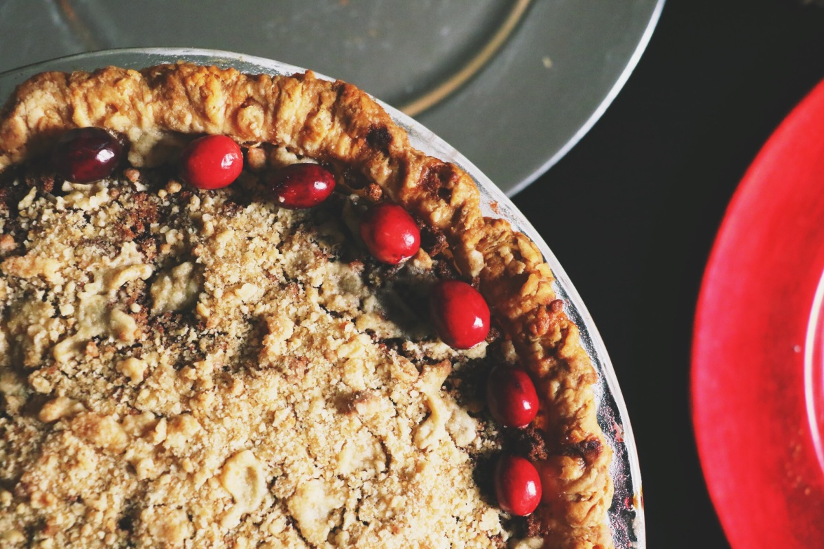 How To: Gingersnap Streusel