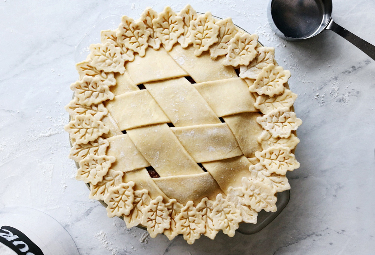 All-Butter Pie Crust Recipe