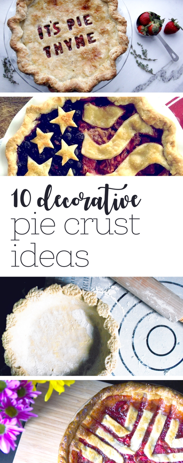 Pie-Crust-Ideas