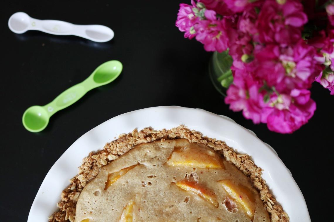Perfect Peaches & Cream Pie Recipe