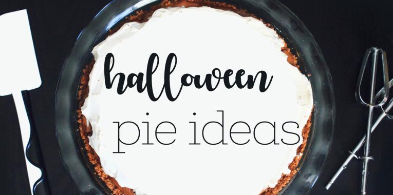 Creative & Spooky Halloween Pie Ideas