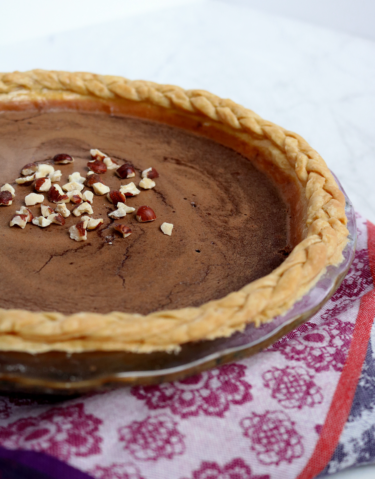 Nutella-Pie