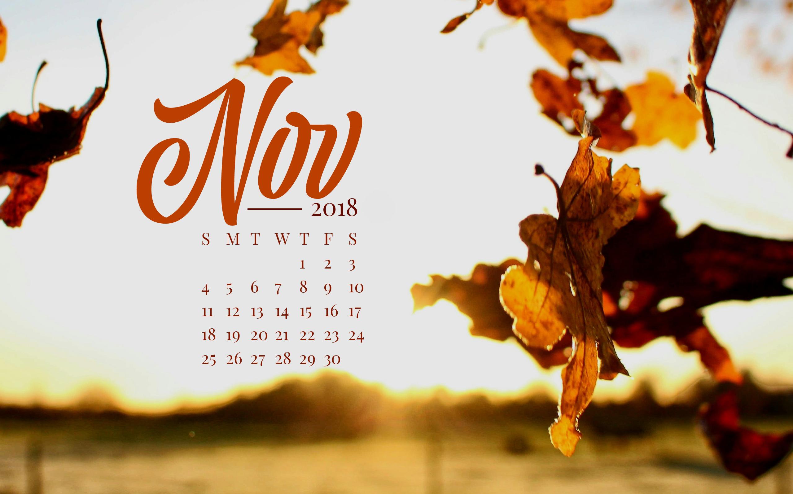 Nov 2018 Leaves_Desktop