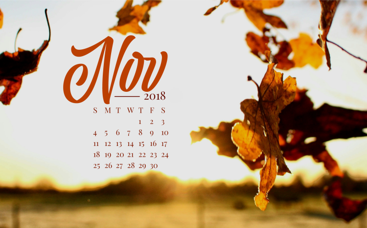 Nov 2018 Leaves_Desktop