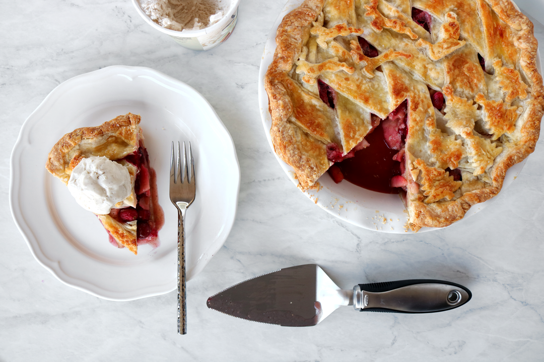 Cranberry Apple Pie, perfect for Christmas   Pies Before Guys